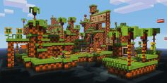 Minecraft(マインクラフト)– Sonic