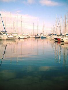 Antibes Marina, in #France