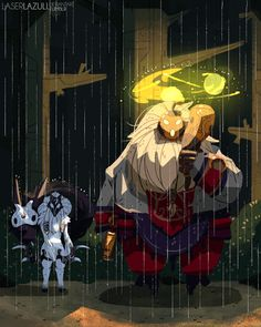 Bard and Kindred