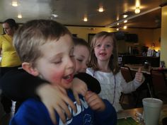 Check out my review of Sunnyside Cafe in Adrian, MI!!!  http://wtdwithkids.blogspot.com/2014/04/marias-sunnyside-cafe-adrian-mi.html
