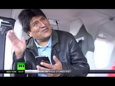One Day with President: 24 hrs with Bolivia's Evo Morales (RT Documentary)