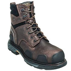 Ariat Boots: Men's Composite Toe 10010905 EH Overdrive Work Boots,    #Boots,    #10010905,    #Ariat