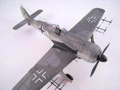 "Fw190A-8/R11 ""Neptun"" Nightfighter 1/48 Scale Model"