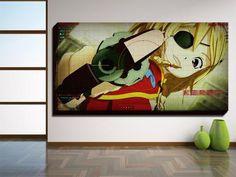 Karen Senki Anime Canvas