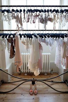 lingerie dream closet