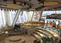 ABOARD THE QUANTUM OF THE SEAS