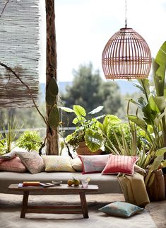 Outdoor Living with