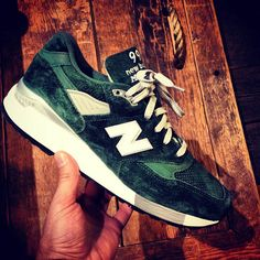 Our New Balance 998.