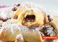 The Recipe for Crescent Rolls with Plum Jam and Nuts   Baked Goods   Genius cook - Healthy Nutrition, Tasty Food, Simple Recipes
