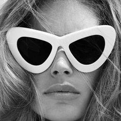 9cf45896d8e1f1 lunette de soleil Spectacle, Lunettes De Soleil Yeux De Chat, Retro Mode,  Lunette
