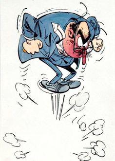 La colère... Franquin