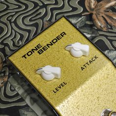 Sola Sound MK 1 Tone Bender... maybe