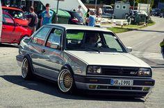 VW jetta coupe mk2 gli