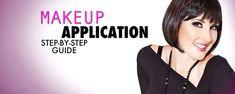 En Femme Learning Center - Makeup Application: Step-By-Step Guide Face Mask For Pores, At Home Face Mask, Face Wrinkles, Lip Art, Diy Mask, Diy Face Mask, Face Masks, Color Correcting Concealer, Learn Makeup
