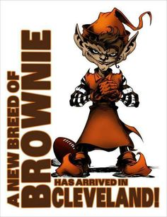 new Browns logo