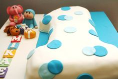 3d Pocoyo Cake | Malaysia 3D Cakes, Cupcakes and Macarons by ...