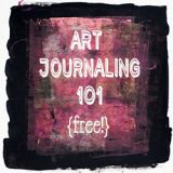 site amazing for art journaling!