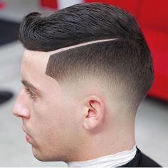 Best Gentleman Haircut Styles Hard Part Haircut Ideas for Men Trending In July 2019 Cool Hairstyles For Men, Cool Haircuts, Hairstyles Haircuts, Haircuts For Men, Medium Hair Cuts, Short Hair Cuts, Medium Hair Styles, Curly Hair Styles, Hard Part Haircut