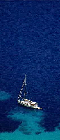 Own a sailboat and let the winds determine our next destination.....