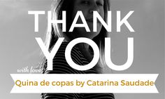 Thank you my followers.. Love you - Quina de Copas by Catarina Saudade