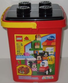 Lego Duplo Disney's Mickey Mouse and Friends Clubhouse set 10531. This item has been SOLD. Please click through to find more related pieces on eBay.