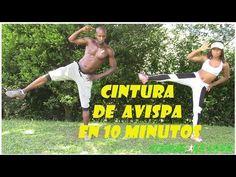 ¿Cómo Reducir Cintura y Abdomen? Hazlo en 10 Minutos - YouTube