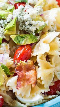 Cobb Pasta Salad
