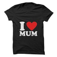 I Love Mom T Shirts, Hoodies Sweatshirts. Check price ==►…