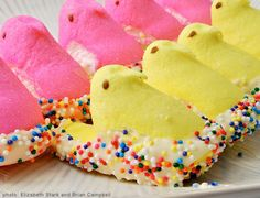 Peep Show: 10 ways to use Peeps marshmallows for Easter!