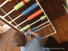 20 Home Made Activities and Toys For Busy Kids | Stay At Home Mum