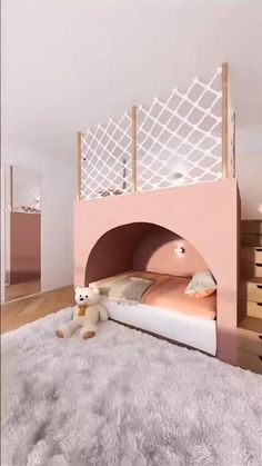 Home Decor Design 3D ideas for your next house Small Room Design Bedroom, Small House Interior Design, Kids Bedroom Designs, Bedroom Furniture Design, Kids Room Design, Room Ideas Bedroom, Home Room Design, Bedroom Decor For Teen Girls, Modern House Design