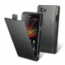 Capa Xperia L - Made For Xperia - Slim Preta  17,99 €