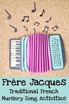Let's Play Music - Frere Jacques - Traditional French Nursery Songs