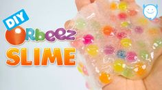 How to make snot jiggly slime liquid starch soft watery slime how to make orbeez clay slime magic growing water ball ccuart Image collections