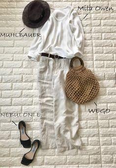 GU1,990円で夏服が格段にセンスUP!今探すのはこの色【高見えプチプラファッション #23】 | ファッション誌Marisol(マリソル) ONLINE 40代をもっとキレイに。女っぷり上々!