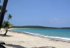 Sun Bay - This Vieques beach is the only one of the tiny island with public facilities; the town of Esparanza is just a short walk away.