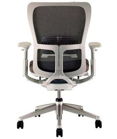Haworth Zody Chair Loaded Model In Black Refurbished