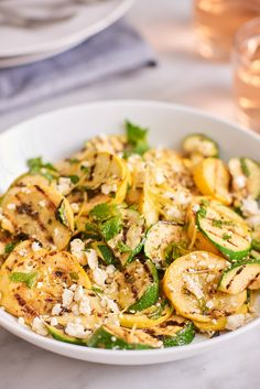Recipe: The Ultimate Grilled Zucchini Salad — Quick and Easy Weeknight Sides