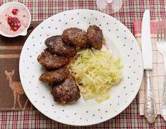 Rezept: Rehbuletten - Das Kochquartett