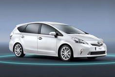 Toyota Prius familiar, esperando para 2012