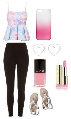 """Untitled #124"" by lamalover123467 ❤ liked on Polyvore featuring beauty, River Island, Abercrombie & Fitch, J.Crew, Marc by Marc Jacobs and LVX"