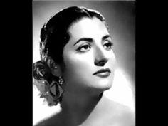 Juanita Reina - Maria del Olvido - YouTube