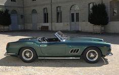 1963 Ferrari 250GT Short Wheelbase California Spyder Coachwork by Pininfarina