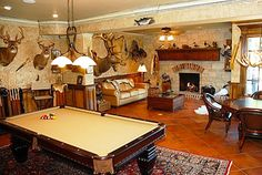 Man Cave Gallery | Cool Man Cave Ideas -