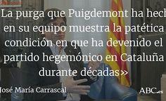 Puigdemont y Sánchez