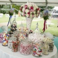 fairground wedding - design and styling by Davina Stanley at paperandwhite.com