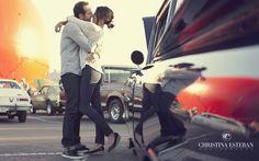 Montreal Engagement Photography: Christina Esteban