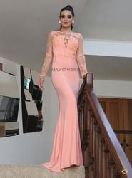 Long Formal Mother of the Bride Dress 2018