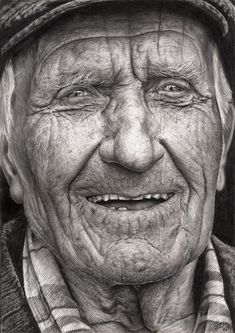 If you can believe it, this is a PENCIL DRAWING by a 16-year-old artist Shania McDonagh. How stunning is the detail? (via FastCoCreate)