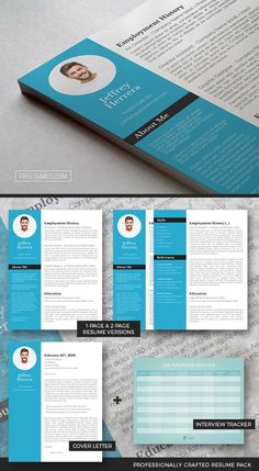 Take your job application to the next level with a resume and cover letter you can be proud of, thanks to this premium resume pack. #resume #pack #cover-letter #cv #job-application Pin for later! cover letter formats, covering letter formats, cover letters formats, how to write a cover letter, resume formats, what is a cover letter